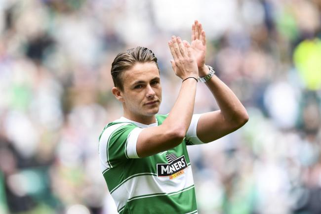 Scott Allan knew time was up at Celtic when Brendan Rodgers played him in front of back four