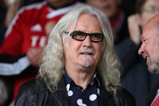 Sir Billy Connolly doesn't plan to return to the stage as he reveals Parkinson's symptoms
