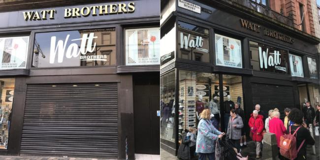 Watt Brothers goes into administration leaving Glasgow staff 'in tears'