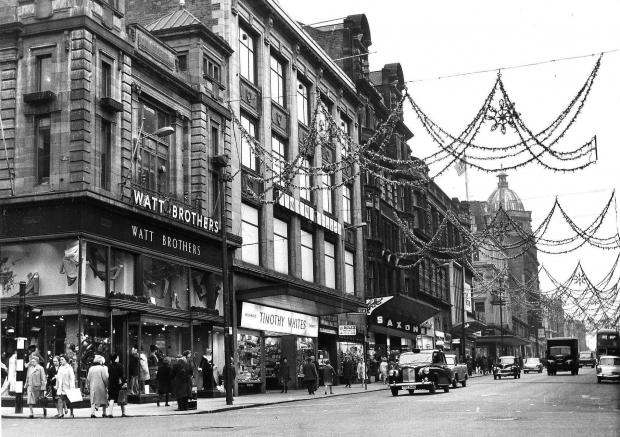 Do you remember the past lives of Sauchiehall Street? | Glasgow Times