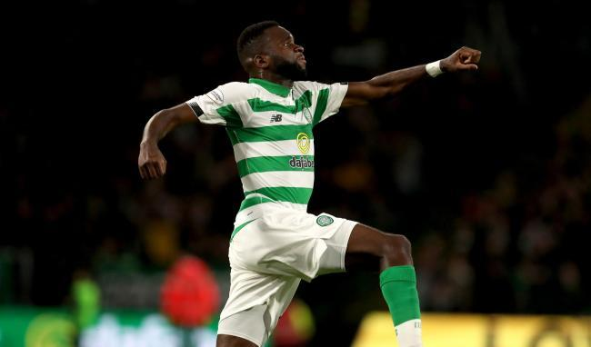 Charlie Nicholas reignites war of words with Odsonne Edouard and says Celtic striker must 'show he cares'