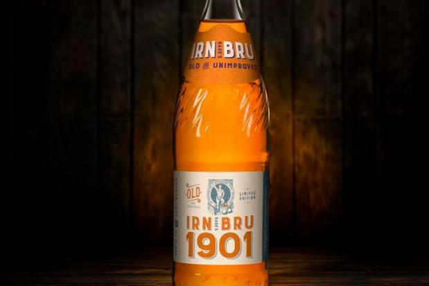 Glasgow Times: IRN-BRU 1901 launches in December for a limited period