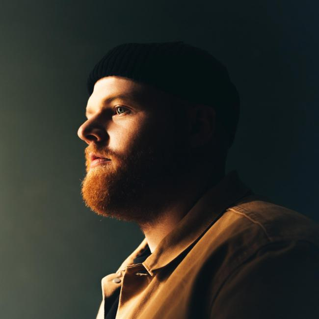 Tom Walker invites local singers to 'apply to play' at Glasgow gig