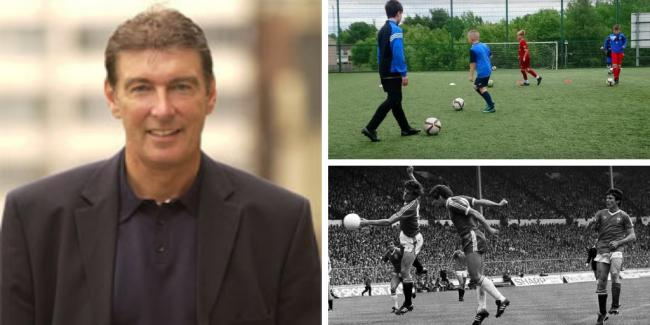 Former SFA boss Gordon Smith supports a ban on kids heading balls