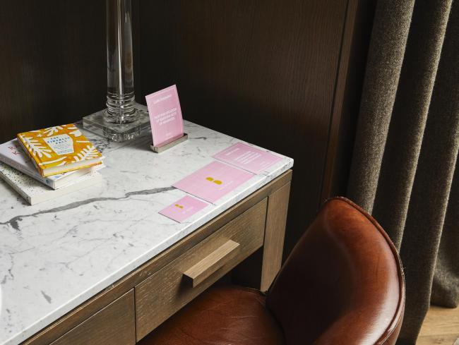 Small acts of kindness championed in Kimpton Blysthwood new 'Stay Human' room