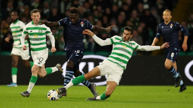 Watch: Celtic TV share unique angles of impressive save and goals in Europa League clash against Lazio