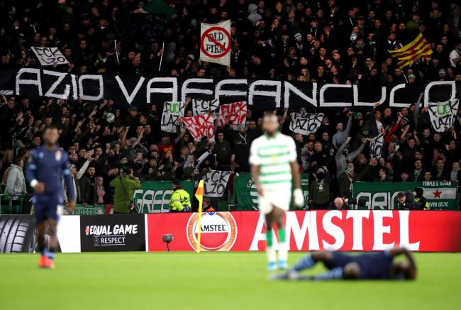 Celtic boss asked fans not not tarnish good away reputation ahead of Europa League clash with Lazio