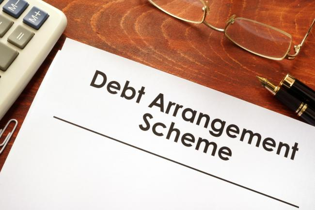 New rules for Scottish Government's Debt Arrangement Scheme