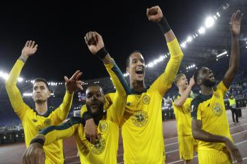 Celtic predicted to rise 9 places in UEFA club coefficient rankings