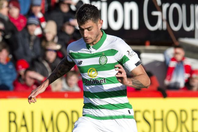 Celtic midfielder Nir Bitton 'wanted in £1million deal' by English Premier League side Burnley