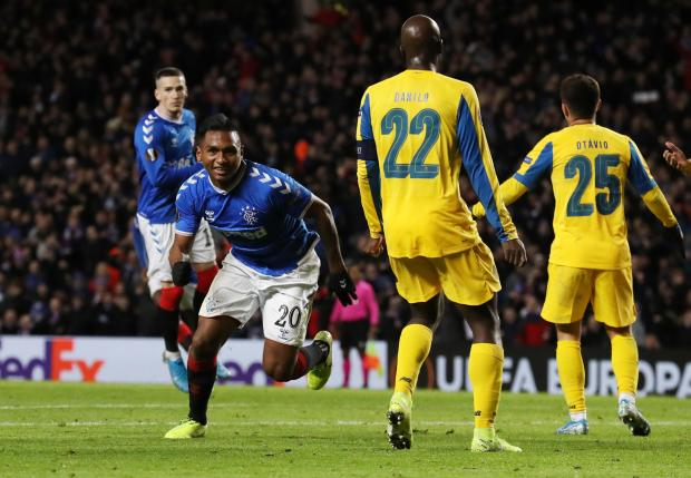 Glasgow Times: Morelos comes out on top in the average columns