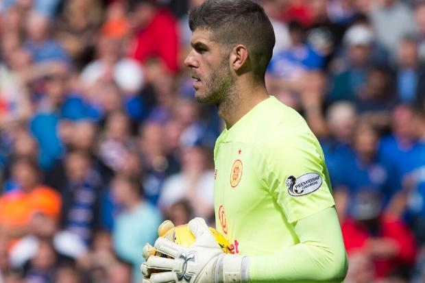 Celtic's hopes to keep Fraser Forster beyond loan could be dashed - by Manchester United