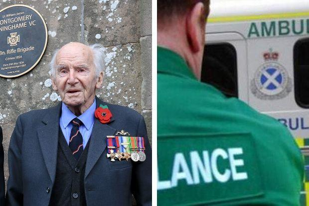 Ambulance Chief pledged to apologise to Commander John Lorimer for the delay