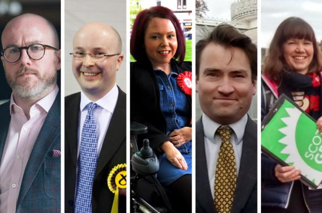 Glasgow North election candidates