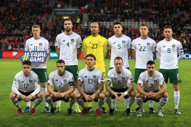 The Republic of Ireland's Euro 2020 qualifying hopes are on the line when they face Denmark