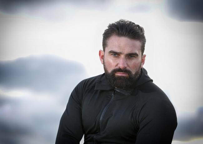TV star Ant Middleton is bringing his new show to Glasgow - here is details on how to get tickets