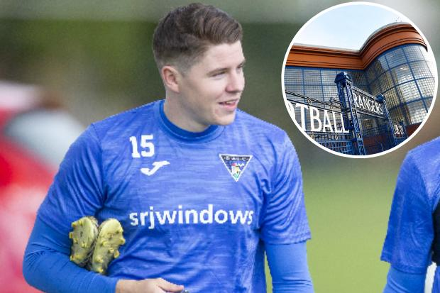 Kevin Nisbet opens up on 'flattering' Rangers interest as Gers keep tabs on Dunfermline striker