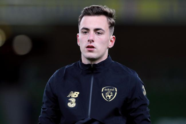Celtic's Lee O'Connor sweeps home brilliant goal for Ireland under-21s in Sweden victory