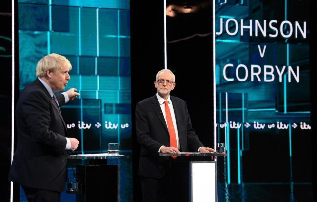 ITV leadership debate