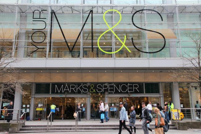 'I feel let down': Couple's shock over treatment in Glasgow M&S store changing room