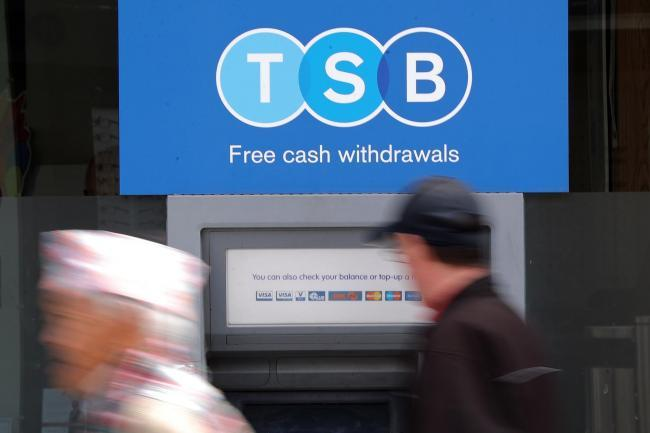 Six Glasgow TSB branches to close amid 'shift in consumer behaviour'