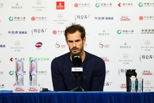Andy Murray: Tennis helped me cope after Dunblane tragedy