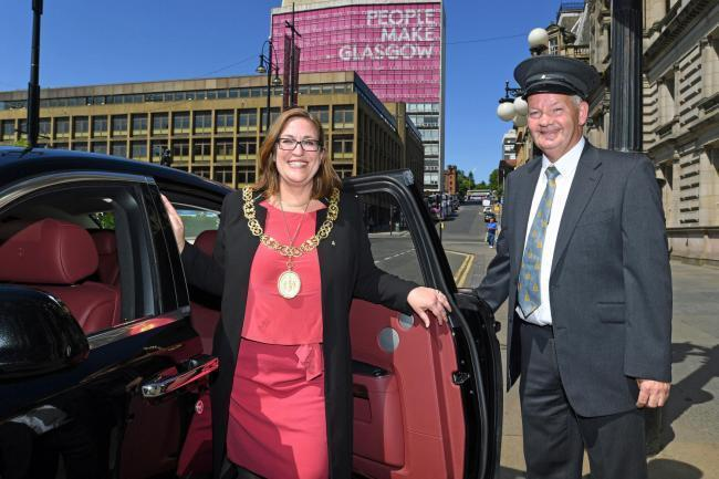 Former Glasgow Lord Provost Eva Bolander to repay just a quarter of expense claims