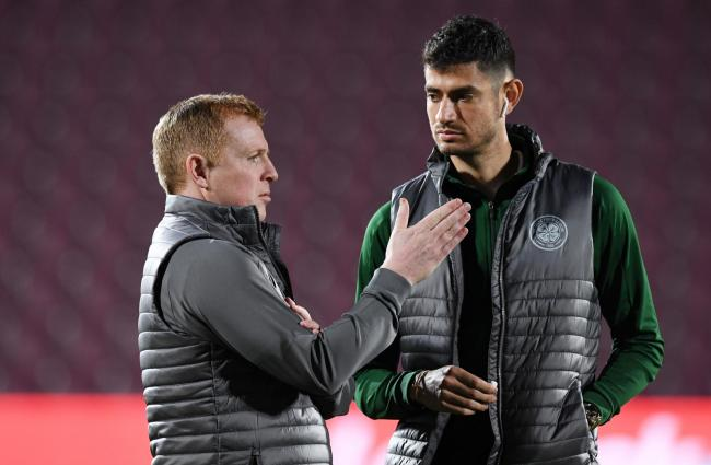 Neil Lennon wants Nir Bitton to accept more responsibility on the park now he has signed a new deal with Celtic.