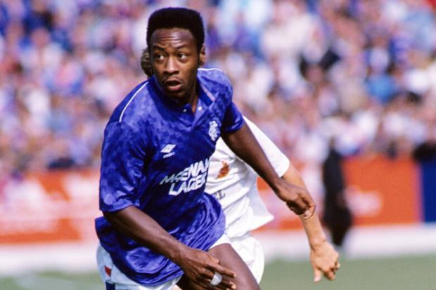 Ex-Rangers ace Mark Walters reveals best player he ever played with and it's a former Celt