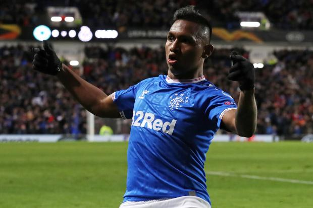 Alex Rae lauds Rangers' Alfredo Morelos as Scotland's top player while Chris Sutton opts for Celtic star