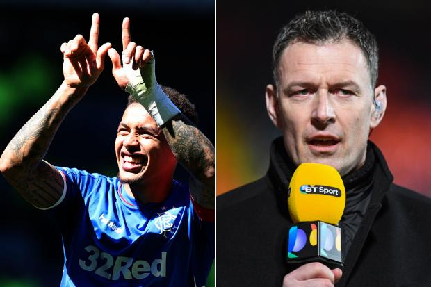 James Tavernier blasts 'irrelevant' jibe from Chris Sutton after Celtic hero brands him 'serial loser'