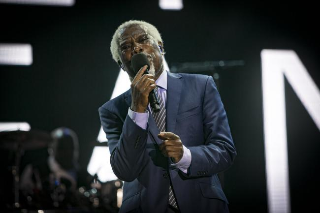 Singer Billy Ocean brings his One World 2020 tour to Glasgow