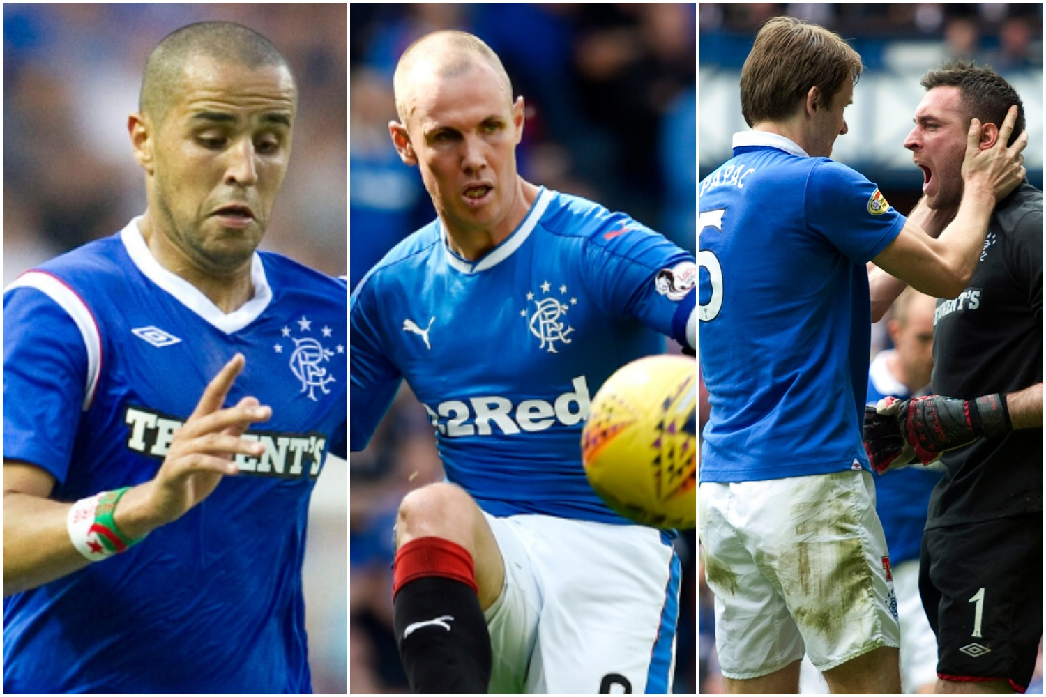 Rangers Team of the Decade: Pick your favourite XI from Gers stars from past 10 years