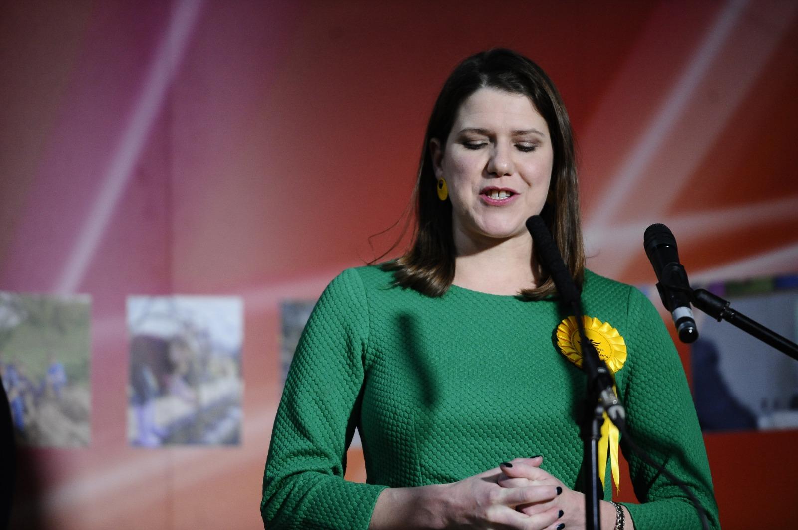 Jo Swinson resigns as Lib Dem leader after losing her seat