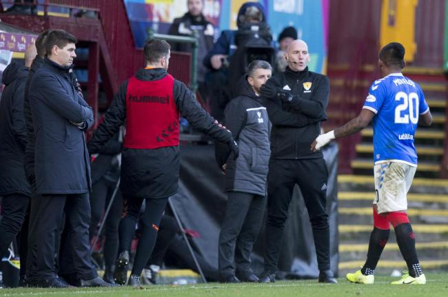 Ex-Rangers star Kris Boyd says Alfredo Morelos deserved red card for goading Motherwell fans