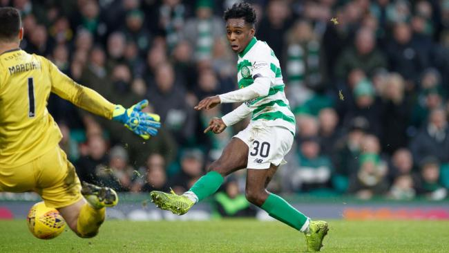 Watch: Highlights as Frimpong and Edouard give Celtic comfortable victory over Hibernian