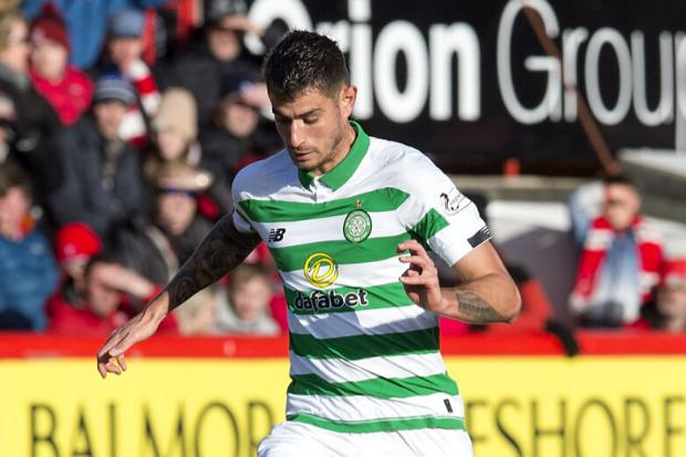 Nir Bitton signs new Celtic deal keeping him at Parkhead until 2023