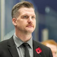 Clan head coach, Zack Fitzgerald