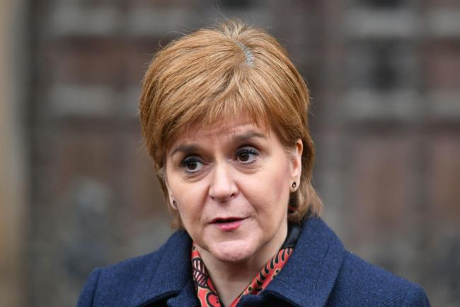 First Minister Nicola Sturgeon said it would help young people engage on issues like the climate