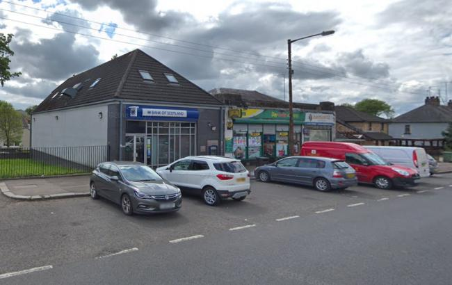 Police in hunt for armed robber who targeted East End bank