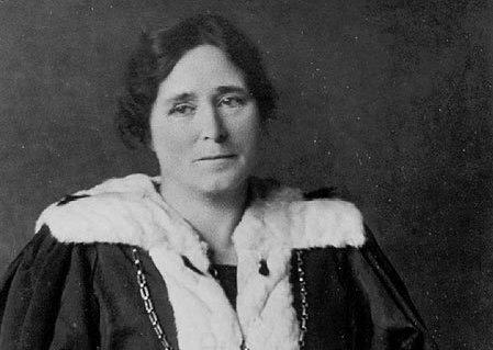 Mary Barbour led the rent strike in Govan