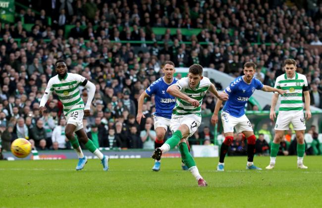 Ryan Christie has been charged by the SFA after a clash with Alfredo Morelos.