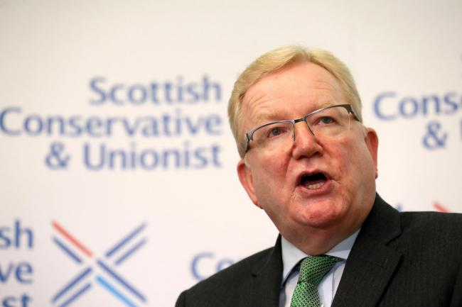 Scottish Conservative leader Jackson Carlaw is standing down from the role