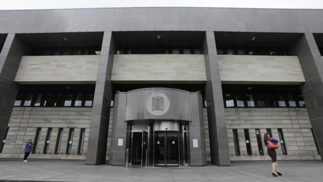 The case was heard at Glasgow Sheriff Court
