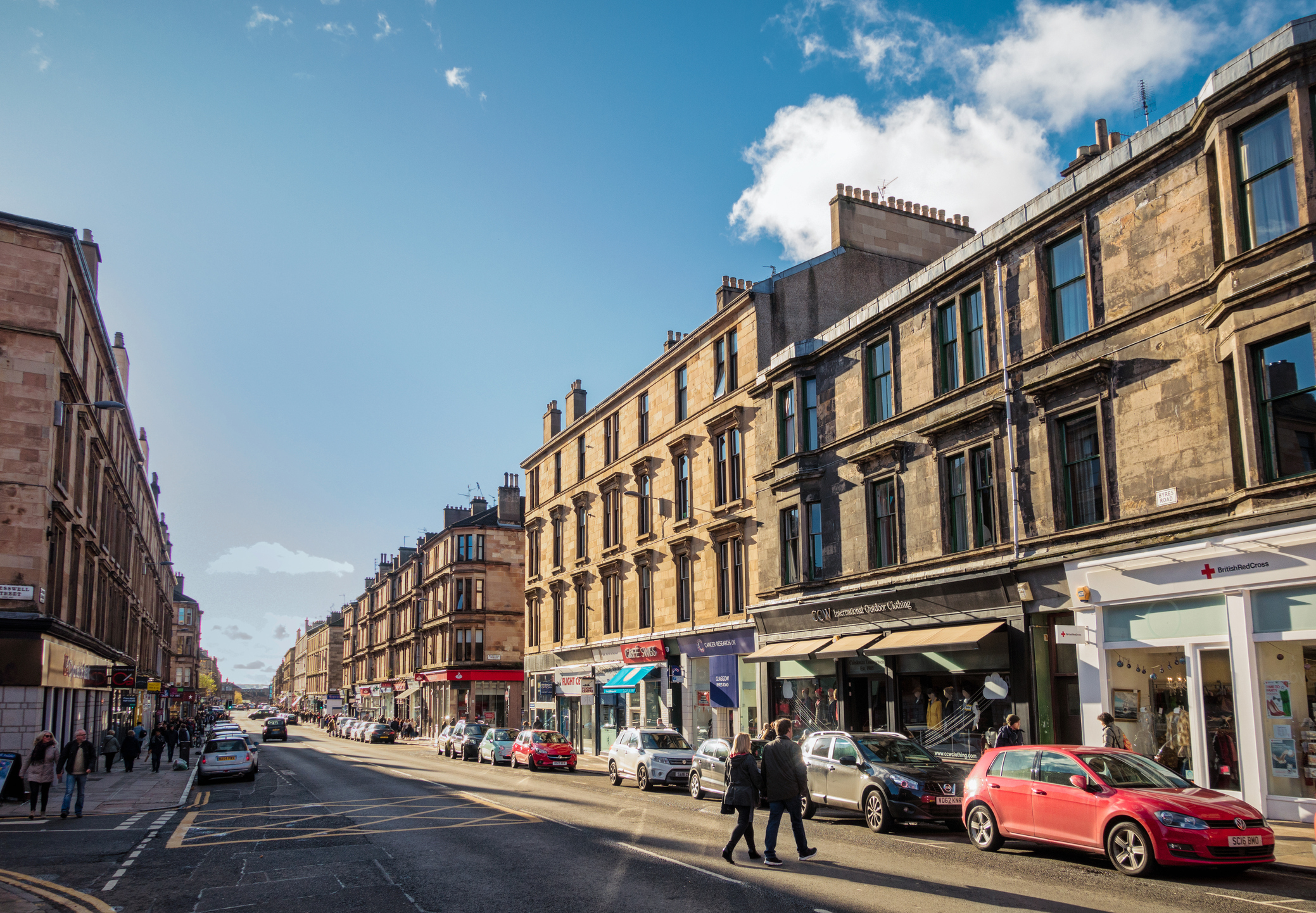 Chance To Give Views On New Byres Road Plans Opened By Glasgow City Council Glasgow Times