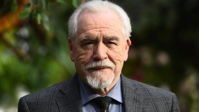'I never felt anything': Succession star Brian Cox reveals he had Covid-19 without knowing it