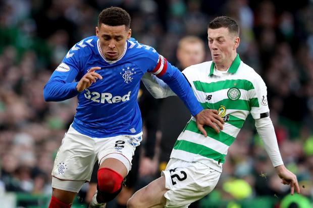 James Tavernier plays down Newcastle interest and insists he's fully committed to Rangers