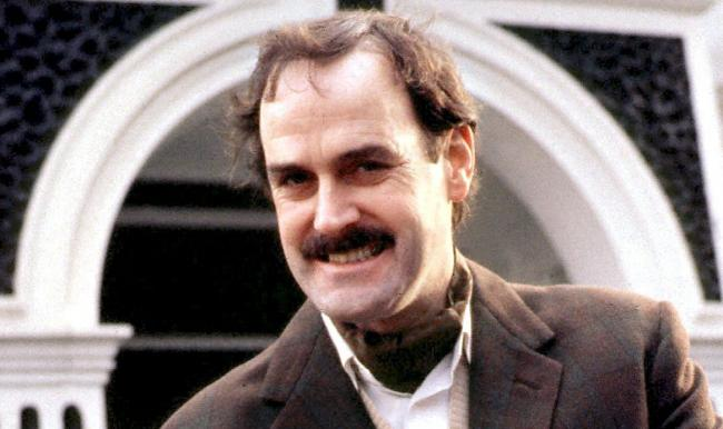 My friend Richard reminds me of Basil Fawlty ... but he was only the start of it all