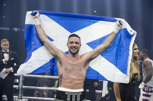 Scottish boxing champion Josh Taylor to fight Apinun Khongsong in first WBA and IBF title defence