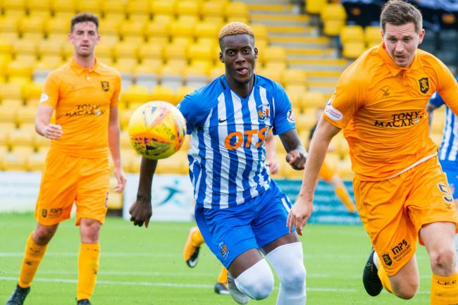 Mikael Ndjoli has returned to Scottish football with Motherwell.
